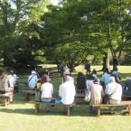 2012年10月20日庭園コンサート