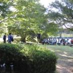 2012年2012年10月20日庭園コンサートその2