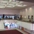 2012年10月29日催し開催中の館内