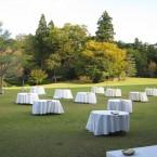2012年10月29日庭園貸切りパーティー