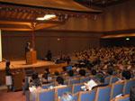 能楽ホール講演会画像