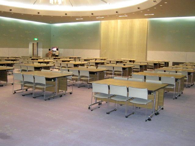 レセプションホール1内部画像(その2)