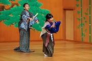 第10回 燈花会 子ども能舞台