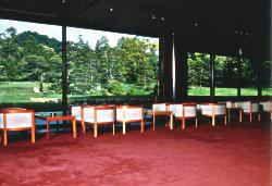 Noh Theatre Lobby