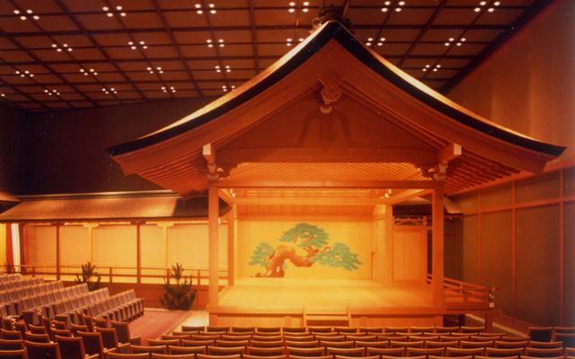 奈良春日野国際フォーラム 甍~I・RA・KA~ 能楽ホール