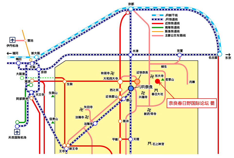 Stations Map 中文(简体字)